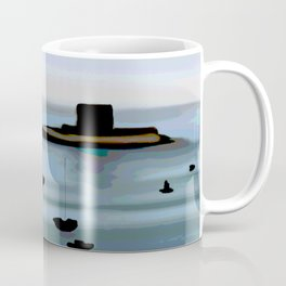 Fort View in Jersey Coffee Mug