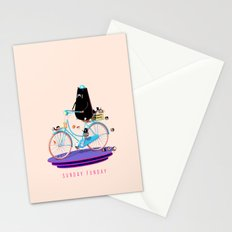 Sunday Funday Stationery Cards