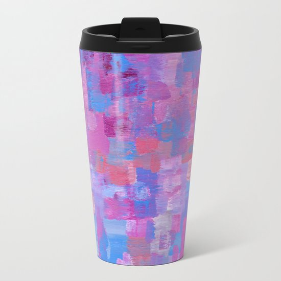 Improvisation 42 Metal Travel Mug