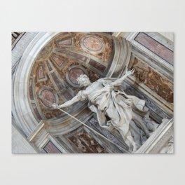 Vatican City Canvas Print