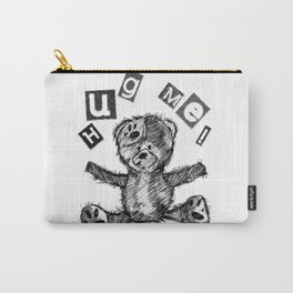 I Need A Bear Hug Carry-All Pouch