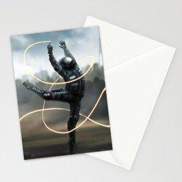 De-escalation Dance Stationery Cards