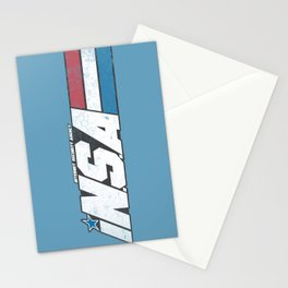 iN.S.A - iNternet Security Agency Stationery Cards
