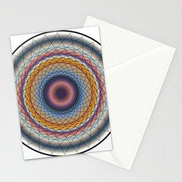 Mandala 4 Stationery Cards