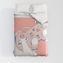 Don´t play with my heart Comforters