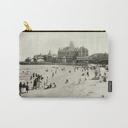 1889 Narragansett Towers, Casino, & Rockingham Hotel, Narragansett, Rhode Island Carry-All Pouch