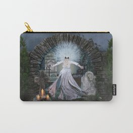 Graveyard Widow Carry-All Pouch