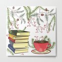 Winter Books and Tea by famenxt