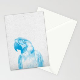 Parrot 01 Stationery Cards
