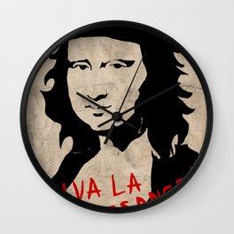 Viva la renaissance! Wall Clock