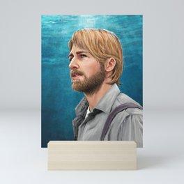 TSotB - Steve version 2 Mini Art Print