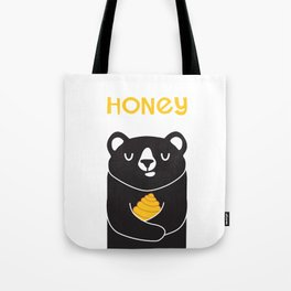 Honey Lover Tote Bag