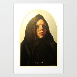 Magdalena Art Print