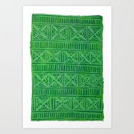 Abundance Pattern Art Print