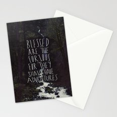 Curious Adventures Stationery Cards