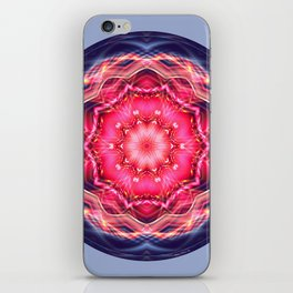 Mandalas from the Heart of Surrender 12 iPhone Skin