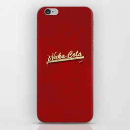 Nuka-Cola iPhone Skin