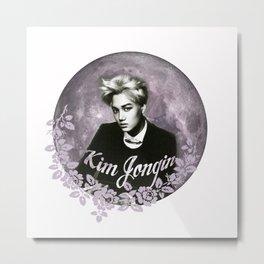 KimJongIn Metal Print