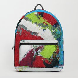 Tic Modern Painting Backpack