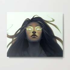 Precognition Metal Print