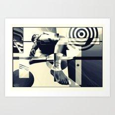 The Inexorability Art Print