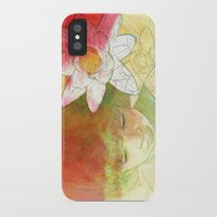 child iPhone & iPod Cases featuring child by Sabine Israel