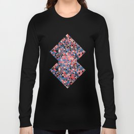 colorful Triangles 1 Long Sleeve T-shirt