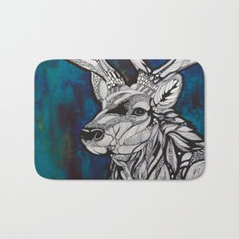 Buck Bath Mat