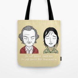 W & J Tote Bag