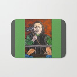 Misery Bath Mat