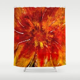 Life In Full Shower Curtain
