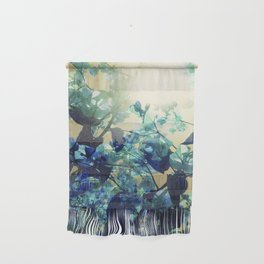 Sunny Blue Wall Hanging