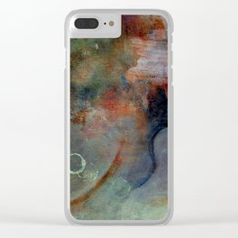 vernal Clear iPhone Case