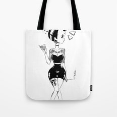 Sexual Curiosity Tote Bag