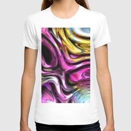 Shimmering Summer Fantasy T-shirt