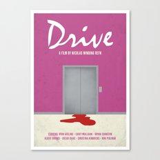 Drive... Canvas Print