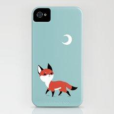 Moon Fox iPhone (4, 4s) Slim Case