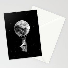 Night Flight Stationery Cards