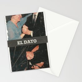 5X7 Trip / El dato Stationery Cards