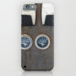 Industrial Machine iPhone Case