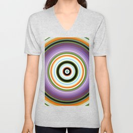 Halo Effect #5 Unisex V-Neck