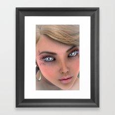 My Soul Sister Framed Art Print