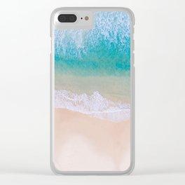 Bondi Beach, Australia Clear iPhone Case