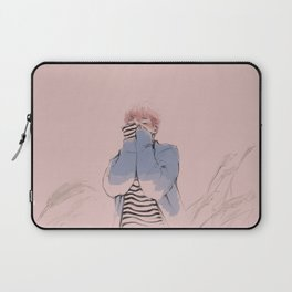 You Never Walk Alone Laptop Sleeve