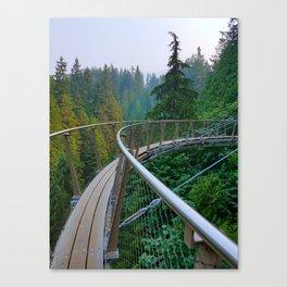 On Edge Canvas Print