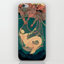 Catch and Release iPhone Skin