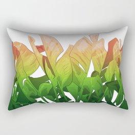 Leaves of Summer Rectangular Pillow