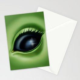 Alien Eye - Eye See You Stationery Cards