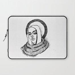 Space Queen Laptop Sleeve