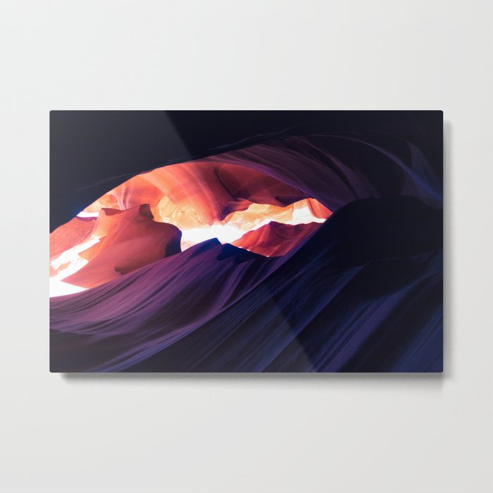 Antelope Canyon, Arizona Metal Print